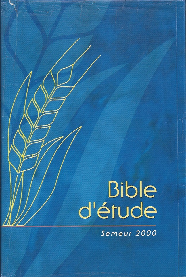 bible version semeur 2000
