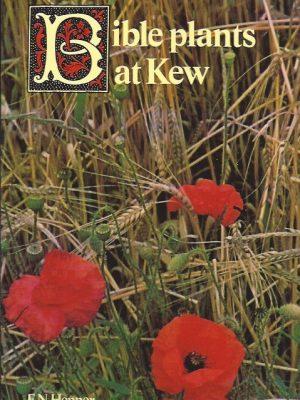 Bible plants at Kew-Royal Botanic Gardens Kew-F. Nigel Hepper-0112411711