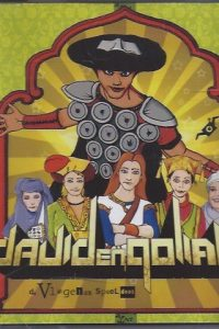 David en Goliath-de Vliegende speeldoos-Muziek CD