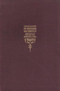 De navolging van Christus-Thomas a Kempis-B. Wielenga-3e herziene druk 1948