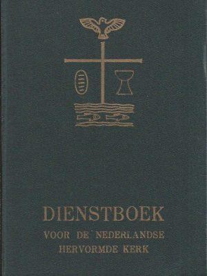 Dienstboek voor de Nederlandse Hervormde Kerk-in Ontwerp-1955