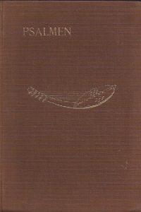 Het Boek der Psalmen-Bruin linnen 1936-Geestelijke Liederen uit den Schat van de Kerk der Eeuwen