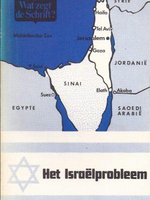 Het Israelprobleem-Wat zegt de Schrift-J.G. Fijnvandraat-9063530390-4e druk