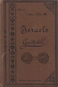 Israels Geschichte von Alexander dem Grossen bis Hadrian-von D.A. Schlatter-1901