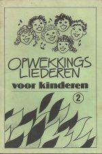 Opwekkingsliederen voor kinderen-Muziekboekje 2-lied 16 tm 30-Partituur