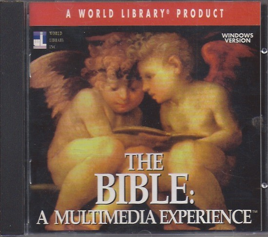 The Bible, a multimedia experience-SoftKey-1564349675-9781564349675