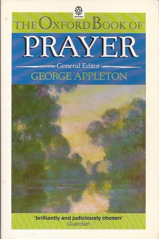 The Oxford Book of Prayer-George Appleton-0192821083-9780192821089