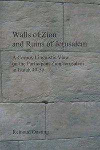 Walls of Zion and Ruins of Jerusalem-Reinoud Oosting