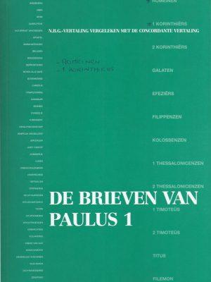 De Brieven van Paulus 1-Romeinen en 1 Korintiers-Gemeente Eben-Haezer-9069921200