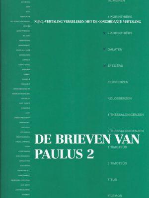 De Brieven van Paulus 2-2 Korintiers, Galaten en Efeziers-Gemeente Eben-Haezer-9069921219