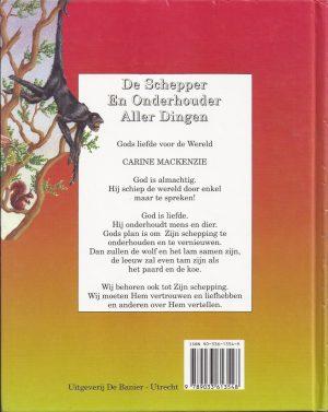 De Schepper en Onderhouder aller dingen-Carine Mackenzie-9033613549-9789033613548_B