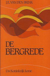 De bergrede-Uw koninkrijk kome-J.E. van den Brink-9062615120