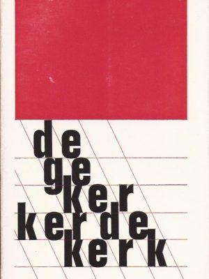 De gekerkerde kerk-M.R. van den Berg