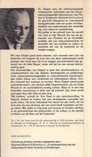 De omgekeerde wereld-een bundel artikelen van Dr. C.J. Dippel-9024630703_B