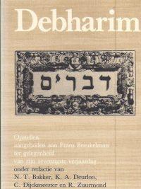 Debharim-opstellen aangeboden aan Frans Breukelman ter gelegenheid van zijn 70e verjaardag-9024208246