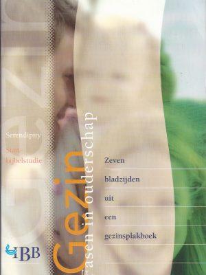 Gezin, Fasen in ouderschap-Serendipity start-bijbelstudie-IBB-9032308017-9789032308018