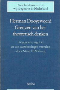 Grenzen van het theoretisch denken-Herman Dooyeweerd-9026307853