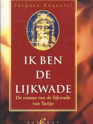Ik ben de Lijkwade-Jacques Anquetil-9056890662-9789056890667