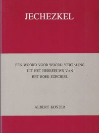 Jechezkel-Albert Koster-9057330067-9789057330063