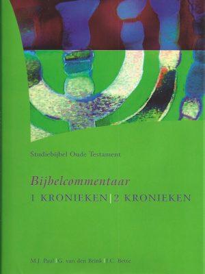 StudieBijbel Oude Testament-1 Kronieken – 2 Kronieken-9789077651056-9077651055