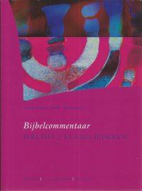 StudieBijbel Oude Testament-Jeremia – Klaagliederen-9789077651292-9077651292