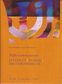 StudieBijbel Oude Testament-Leviticus-Numeri-Deuteronomium-9077651004-9789077651001