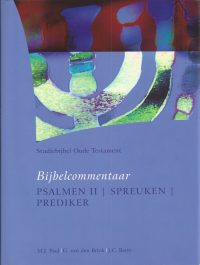 StudieBijbel Oude Testament-Psalmen II, Spreuken, Prediker-9789077651087-907765108X