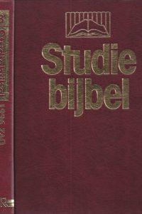 Studiebijbel 13-Woordstudies en concordantie-3-In de Ruimte-9062054137