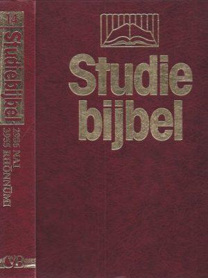 Studiebijbel 14-Woordstudies en concordantie-2986 nai-3955 rhōnnūmi-In de Ruimte-9062054145