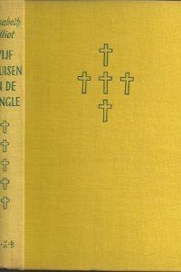 Vijf kruisen in de Jungle-Elisabeth Elliot_Hardcover