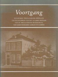 Voortgang-een bundel theologische opstellen ter gelegenheid van het 125-jarig bestaan van de Theologische Hogeschool der Gereformeerde Kerken te Kampen-9024204828