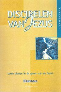 Discipelen van Jezus Leren dienen in de gaven van de Geest dagenboek Kerygma