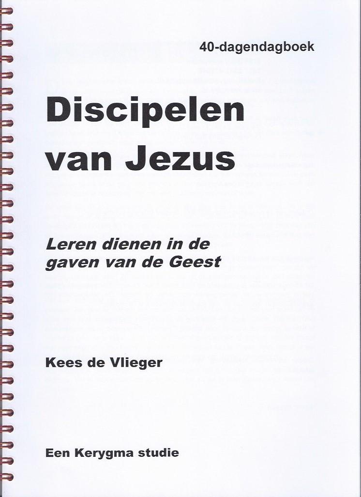 discipelen van jezus : leren dienen in de gaven van de geest : 40