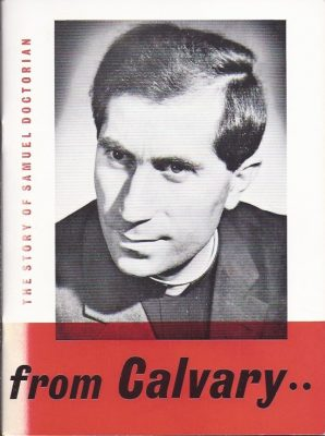 The story of Samuel Doctorian from Calvary