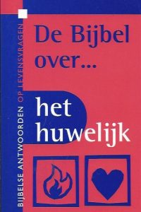 De Bijbel over het huwelijk Margriet Visser 9789065393418