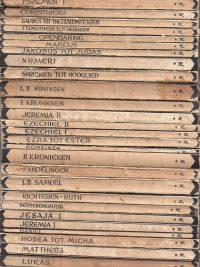De Bijbel toegelicht voor het Nederlandse volk 29 delen