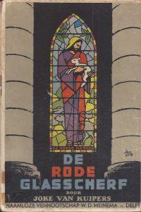 De Rode Glasscherf door Joke van Kuipers 3e druk