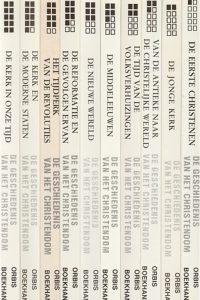 De geschiedenis van het christendom voor jonge mensen verhaald en getekend 9064920230 9789064920233 serie
