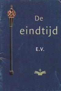 Eindtijd E V 9789070048846