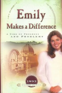 Emily makes a difference JoAnn A Grote 1593102062 9781593102067