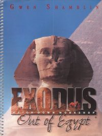 Exodus Out of Egypt Weigh Down Workshop Gwen Shamblin 1892729059 9781892729057