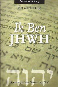 Ik ben JHWH Piet van der Lugt 9789079895106