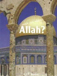 Wie is deze Allah G J O Moshay 9066592028 9789066592025