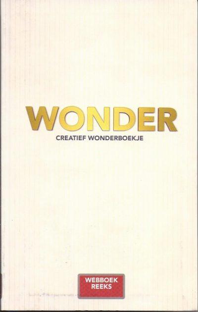 Wonder White creatief wonderboekje 9789063184131