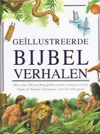 Geillustreerde bijbelverhalen 1407544144 9781407544144