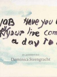 Job geschilderd door Dominica Steengracht 9050185118 9789050185110