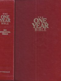 The One Year Bible NIV Tyndale hardcover