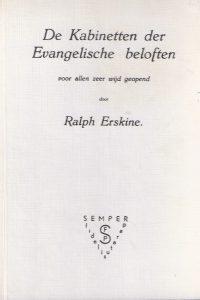De kabinetten der evangelische beloften voor allen zeer wijd geopend Ralph Erskine 9070009048 9789070009045
