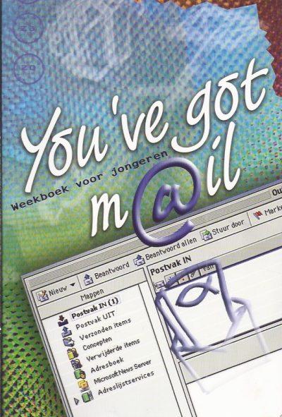 Youve got mail weekboek voor jongeren Koos Staat 9058294331 9789058294333