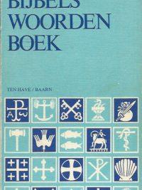Bijbels woordenboek Frithiof Dahlby 9025941125 9789025941123 9e druk